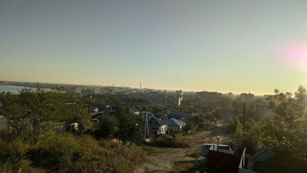 Утро в Кокшетау1
