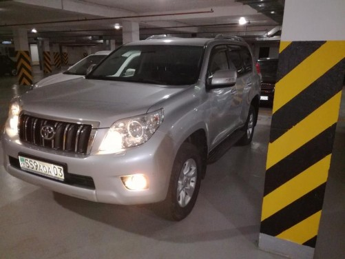 Toyota Land Cruiser Prado 150 0
