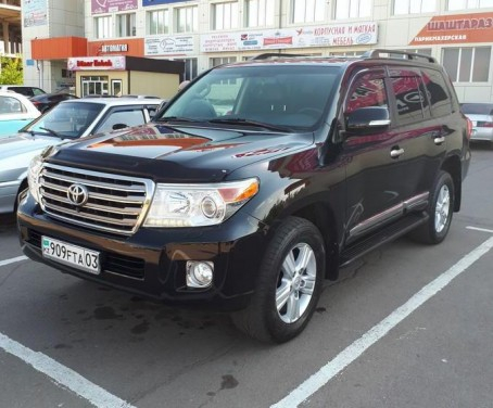 Toyota Land Cruiser 0
