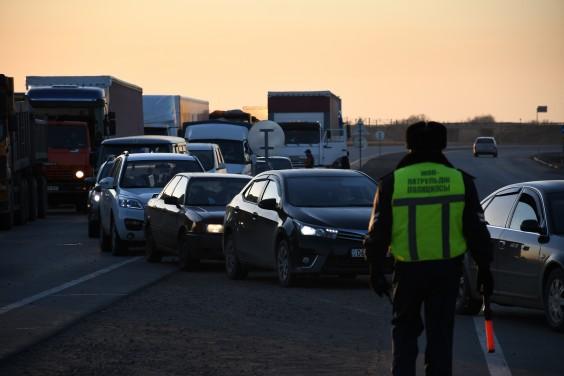 51 блокпост выставлен на автодорогах республиканского  и областного значения в Акмолинской области