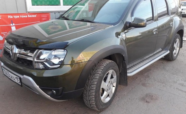 Renault Duster 0