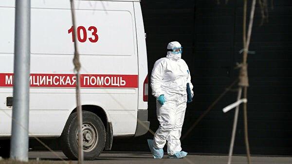 Первый случай заражения коронавирусной инфекцией зарегистрирован в Кокшетау