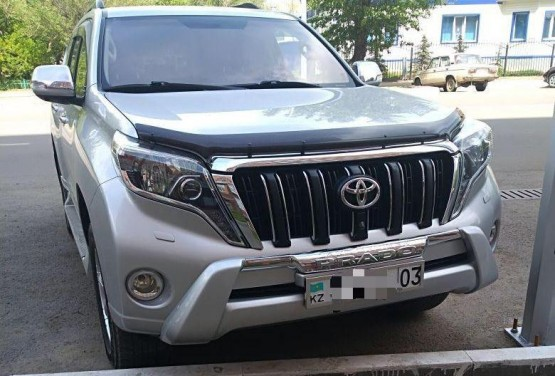 Toyota Land Cruiser Prado 0